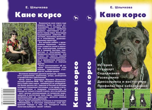 Обложка новой книги Е. Шлычковой
